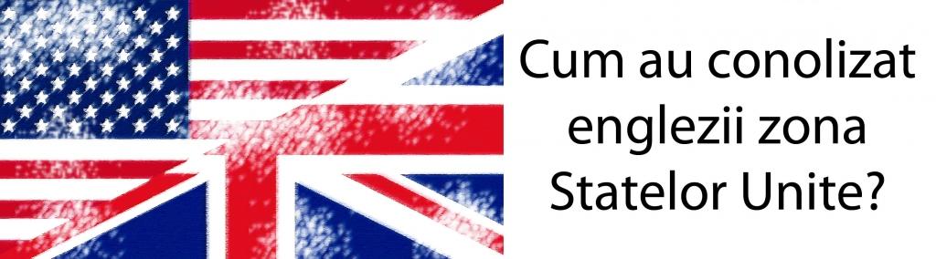 cum a fost conolizata America de catre englezi